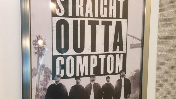 観てきた!ヒップホップ映画:ストレイト・アウタ・コンプトン
