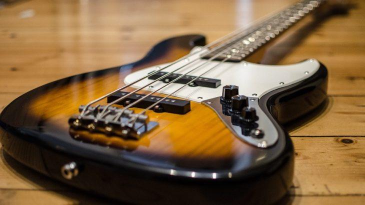ベースギターのストラップが外れやすい場合はストラップロックピンを買うべし!