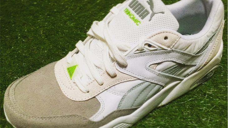 スポーツmixファッションに最適なPUMAの白スニーカーが最高すぎる
