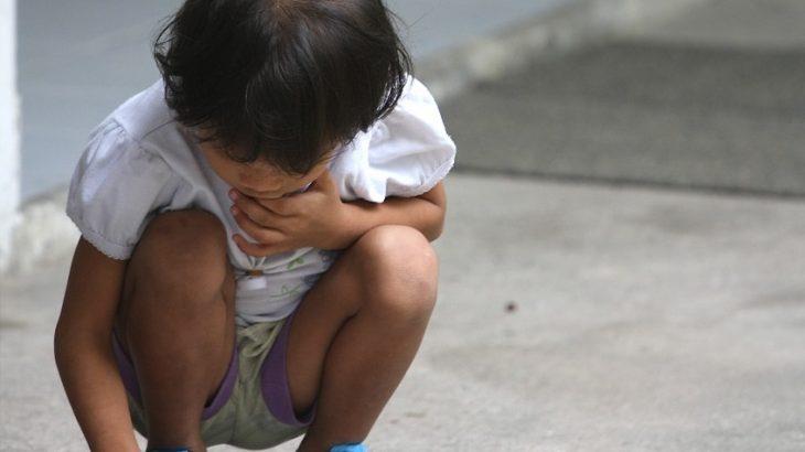 保育園で子供がひとりぼっち、ポツ〜ンとなってるのを目撃