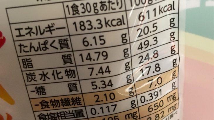 糖質制限ダイエット:糖質が書かれていない成分表から調べる方法